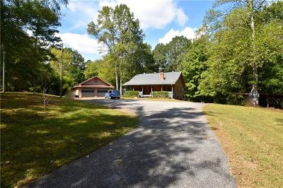 Alpharetta Single Family Home For Sale: 15430 Thompson Road
