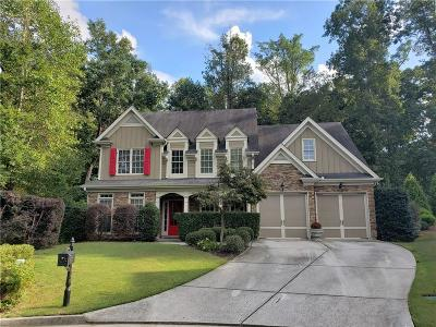 Grayson Single Family Home For Sale: 1803 Sweet Barley Way Way