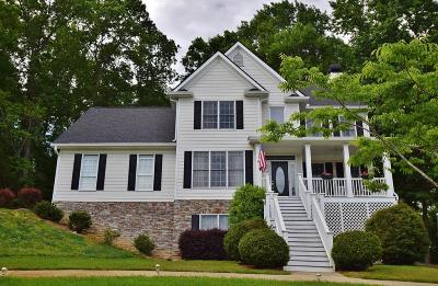 Lumpkin County Single Family Home For Sale: 479 Lake Laurel Drive