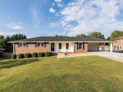 Cartersville Single Family Home For Sale: 12 Oakdale Drive