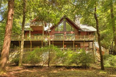 Gilmer County Single Family Home For Sale: 370 River Road