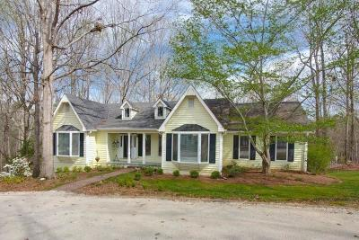Auburn Single Family Home For Sale: 4251 Clack Road