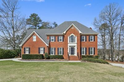 Lawrenceville Single Family Home For Sale: 2369 Walker Drive