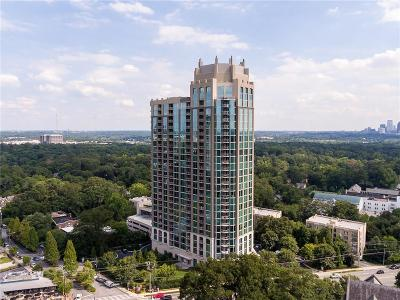 Condo/Townhouse For Sale: 2795 Peachtree Road NE #1307