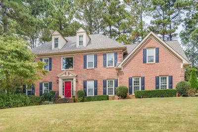 Johns Creek Single Family Home For Sale: 3300 Lord N Lady Lane