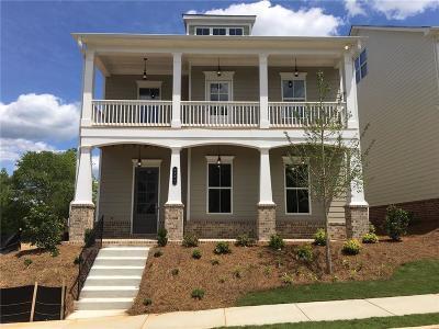 Smyrna Single Family Home For Sale: 2471 Davis Drive