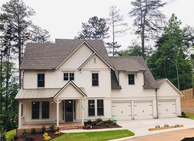 Marietta Single Family Home For Sale: 4699 Bluffside Court