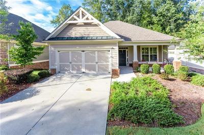 Cumming Single Family Home For Sale: 1165 Creek Vista Drive