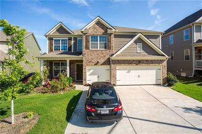 Acworth Single Family Home For Sale: 707 Independence Lane
