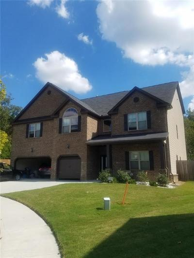 Dacula Single Family Home For Sale: 1840 Browning Bend Court