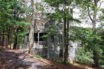 Big Canoe Single Family Home For Sale: 424 Columbine Drive
