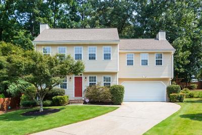 Brookhaven Single Family Home For Sale: 3147 Havenridge Court NE
