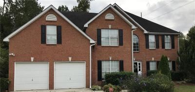 Ellenwood Single Family Home For Sale: 2541 Pendergrass Lane