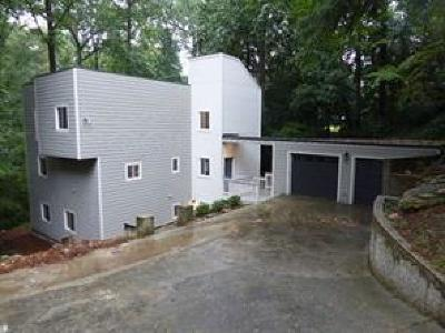 Alpharetta, Atlanta, Dunwoody, Johns Creek, Milton, Roswell, Sandy Springs Single Family Home For Sale: 4232 Tuxedo Forest Drive NW