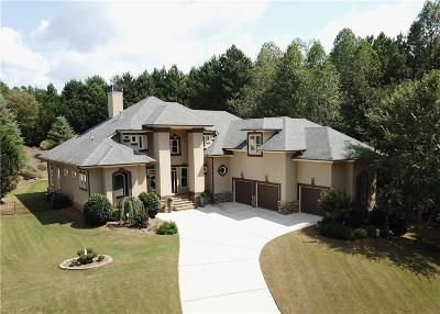 Hall County Single Family Home For Sale: 4122 Greyfield Bluff Drive