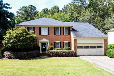 Johns Creek Single Family Home For Sale: 9930 Feather Sound Court