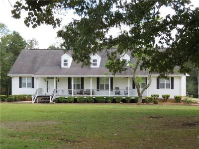 Ball Ground Single Family Home For Sale: 130 Breedlove Road