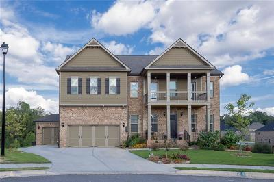 Buford Single Family Home For Sale: 3373 Stone Point Way