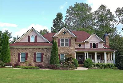 Dawsonville Single Family Home For Sale: 9 Grey Swan Way