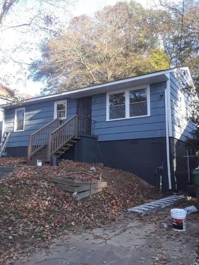 Single Family Home For Sale: 195 Marie Avenue NW