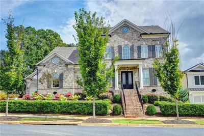 Milton Single Family Home For Sale: 2105 Sauls Place