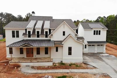 Alpharetta Single Family Home For Sale: 14800 Wood Road