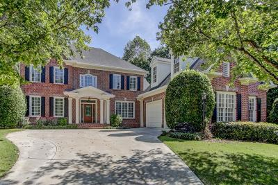 Sandy Springs Single Family Home For Sale: 245 High Point Walk