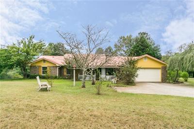 Dacula Single Family Home For Sale: 4731 Jack Pittman Road