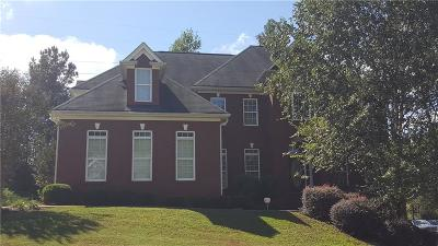 Single Family Home For Sale: 3258 Leyland Way SE