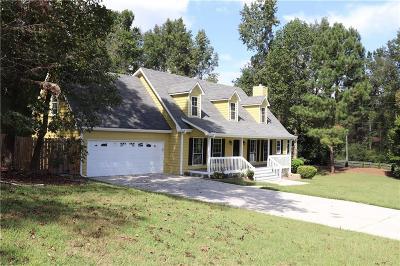 Auburn Single Family Home For Sale: 4670 Wheeler Bend Way