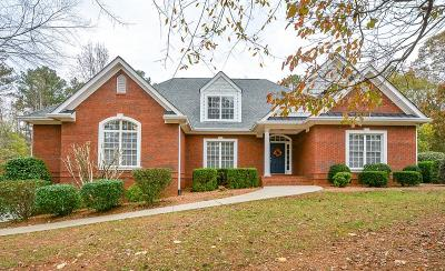 Acworth Single Family Home For Sale: 6122 Collins Road NW