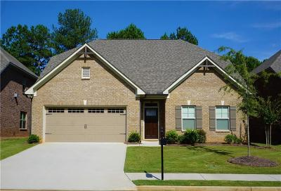 Dacula Single Family Home For Sale: 705 Valley Glen Drive