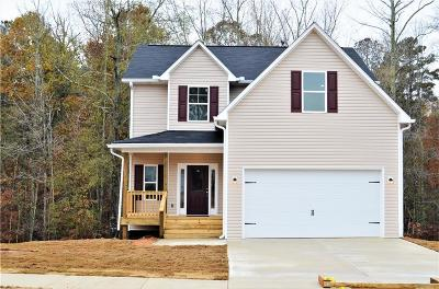 Carroll County, Coweta County, Douglas County, Haralson County, Heard County, Paulding County Single Family Home For Sale: 108 Spring View Branch