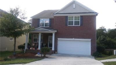 Grayson Single Family Home For Sale: 2541 Farmstead Court
