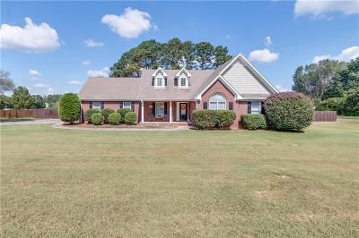 Cartersville Single Family Home For Sale: 352 Rudy York Road NW