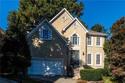 Atlanta Single Family Home For Sale: 1089 Longwood Trace