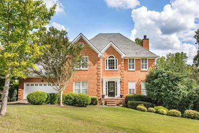 Roswell Single Family Home For Sale: 3600 Hampstead Lane NE