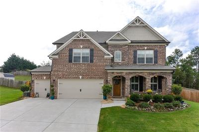 Canton Single Family Home For Sale: 503 Andes Lane