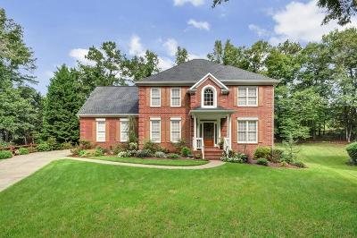 Duluth Single Family Home For Sale: 1787 Noblin Summit Court