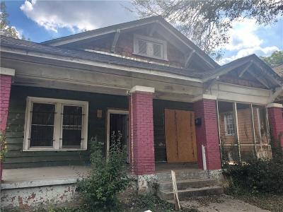 West End Single Family Home For Sale: 1272 Lucile Avenue SW