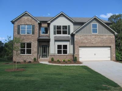 Buford Single Family Home For Sale: 3989 Two Bridge Drive