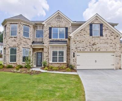 Buford Single Family Home For Sale: 3998 Golden Gate Way