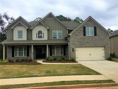 Buford Single Family Home For Sale: 3979 Two Bridge Drive