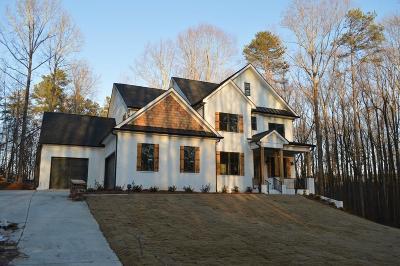 Buford Single Family Home For Sale: 2637 Sardis Way
