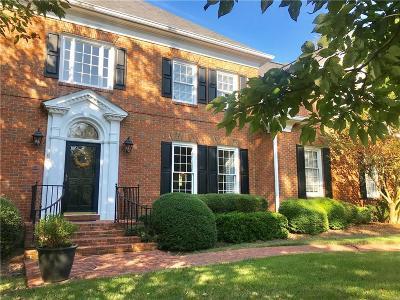 Marietta Single Family Home For Sale: 5241 Baldwin Lane