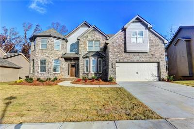 Buford Single Family Home For Sale: 3978 Two Bridge Drive