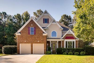 Powder Springs Single Family Home For Sale: 1245 Gate Post Lane