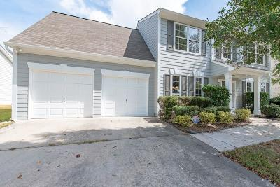 Union City Single Family Home For Sale: 8670 Valley Lakes Lane