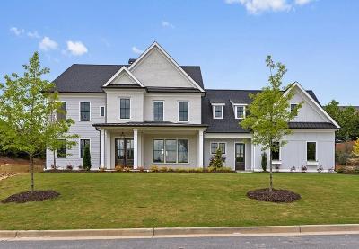 Marietta Single Family Home For Sale: 2173 Bliss Lane