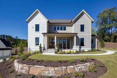 Marietta Single Family Home For Sale: 2187 Bliss Lane